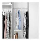 Шкаф IKEA PLATSA 340x42x241 см Fonnes Sannidal белый 392.485.90, фото 3