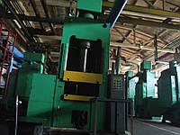ДБ2432 - Пресс гидравлический для изготовления изделий из пластмасс, усилием 160т, фото 1