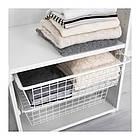 Шкаф IKEA PLATSA 340x42x241 см Fonnes Sannidal белый 392.485.90, фото 6