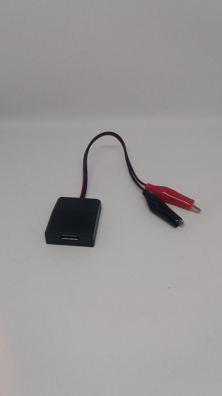 Адаптер USB для солнечных панелей 12-20v (1A)