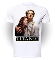 Футболка мужская размер L GeekLand Титаник Titanic Jack&Rose TT.01.006