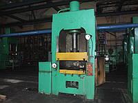 ПД 476 - Пресс гидравлический для изготовления изделий из пластмасс, усилием 160т, фото 1