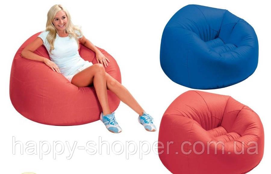 Надувное кресло Intex 68568
