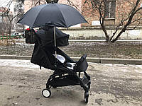 Коляска YOYA 175+блок для новорожденного.подножка в подарок.йойа.бесплатная доставка.прогулочная.детская