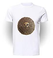 Футболка мужская размер L GeekLand Пираты Карибского Моря Pirates of the Caribbean Coin P.01.05