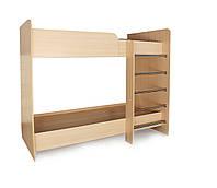 Детская двухъярусная кровать Дуэт-6 0,8*1,9