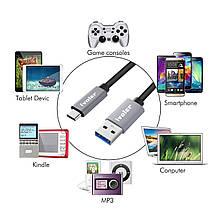 Набор USB C кабелей ivoler (USB 3.0) [4 шт: 3FT 6FT 6FT 10FT], фото 3