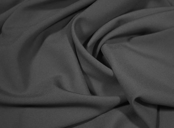 Костюмная ткань мадонна серая, фото 2