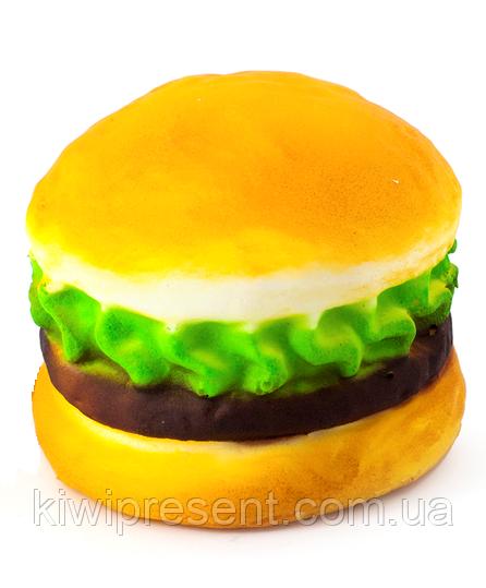 "Сквиш ""Бургер"" (антистресс игрушка ароматная SQUISHY)"