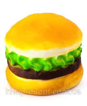 """Сквиш """"Бургер"""" (антистресс игрушка ароматная SQUISHY), фото 2"""