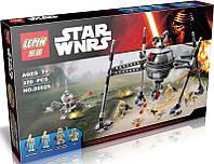 """Конструктор LEPIN 05025, """"Самонаводящийся дроид-паук"""" (""""Звездные войны), 325 деталей, аналог Lego 75142"""