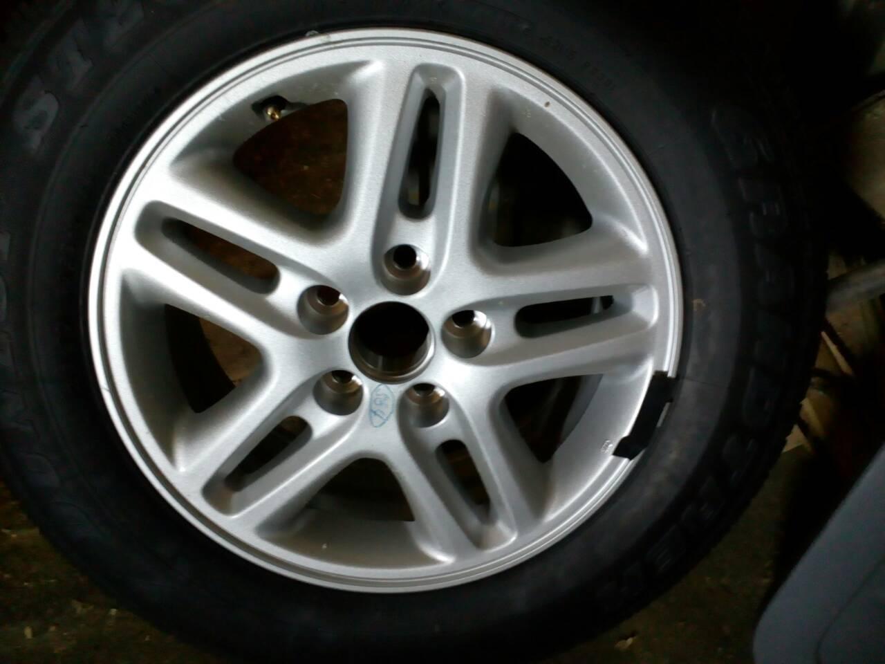 диск колесный toyota rav4 2000-2005 r16