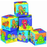 Кубики для ванной Playgro 0181170