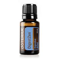 Digestzen Digestive Blend / «Дзен пищеварения», смесь эфирных масел, 15 мл