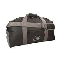 Дорожная сумка Highlander Cargo 45 Black