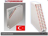 Турецкий стальной радиатор от TERMOMAK