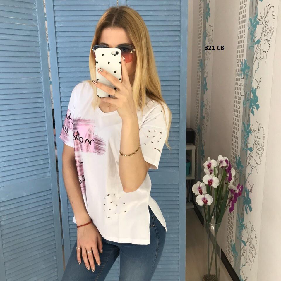 Жіноча футболка Туреччина 321 СВ