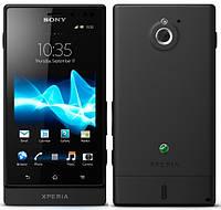 Бронированная защитная пленка для экрана Sony Xperia sola