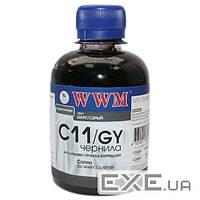 Чернила WWM CANON CLI-426G/ CLI-521G (Grey) (C11/GY) 200г (C11/GY)