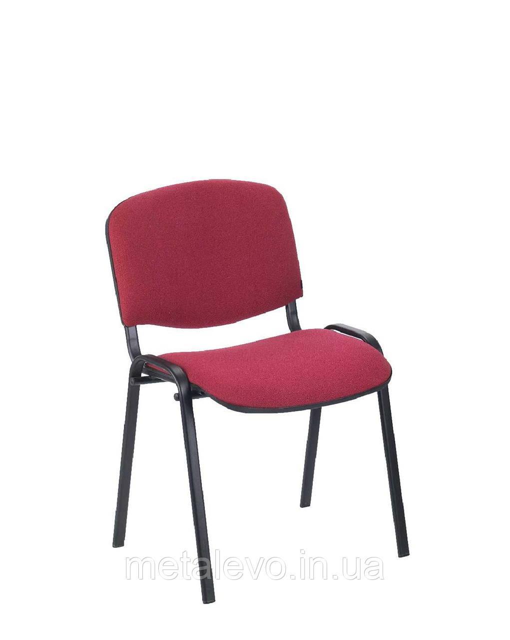 """Офисный стул для посетителей ISO black ТМ """" Новый стиль """""""