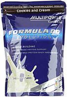 Multipower Formula 80 Evolution 510 g (Печенье-крем)