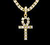 Уникальный кулон Египетский ключ Инк