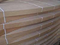 Ламель для кровати (латофлекс) буковая 900*53*8 с двумя креплениями, фото 1