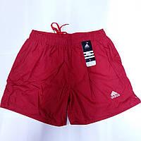 Шорты мужские спортивные Adidas, размеры M-3XL, красные, 8809
