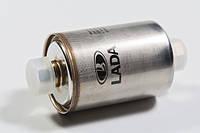 Фильтр топливный ВАЗ 2121, 21214, 2104-15, под гайку (метал) (АвтоВАЗ)