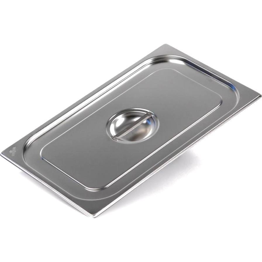 Крышка для гастроемкости GN 1/1 нержавеющая сталь ECO, FoREST