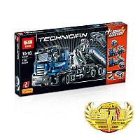 """Конструктор Lepin 20027, """"  Контейнеровоз 2в1""""(Technic)720 дет., аналог Lego 8052"""