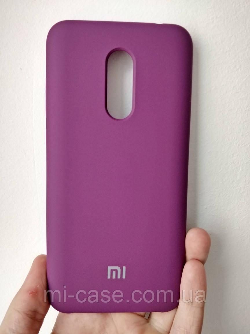 promo code 2f815 31a1b Чехол Силикон Silicone case для Xiaomi Redmi 5 PLUS - Bigl.ua