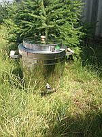 Воскотопка паровая 16 л.нержавейка, фото 1
