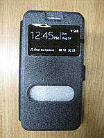 Чохол-книжка Huawei Y3 II(LUA-U22)(Book Cover Original with Window) Black