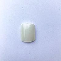 Накладні тіпси для педикюру GLOBOS R half-clear