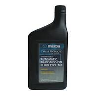 Масло трансмиссионное для АКПП Mazda ATF M-III  1л 0000-77-110E01