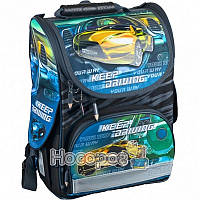 Ранец Tiger 1728R Nature Quest Collection Race Car yellow