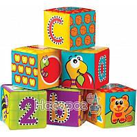 """Кубики для воды Playgro """"Алфавит"""" 0183838"""