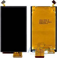 Дисплей (экран) для телефона Sony Ericsson U10 Aino + Touchscreen