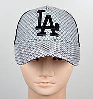 """Бейсболка """"KentAver"""" Соты LA 05100 черный, фото 1"""