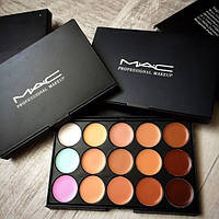 Палетка для контурирования лица MAC Professional Makeup (реплика).