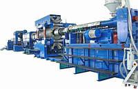 Оборудование для производства гофротруб канализационных ПЭ