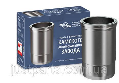 Гильза цилиндра КамАЗ дв.740,-740.11-240 молибден. (Евро-0, 1, 2) (пр-во КМЗ) 740.30-1002021