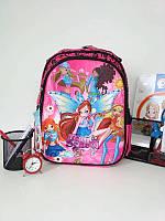 Яркий рюкзак для школы Magic School 38*30*15 см, фото 1