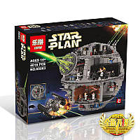 """Конструктор Lepin 05063 (Lego 75159), """"Большая звезда смерти"""" (Звездные войны)"""