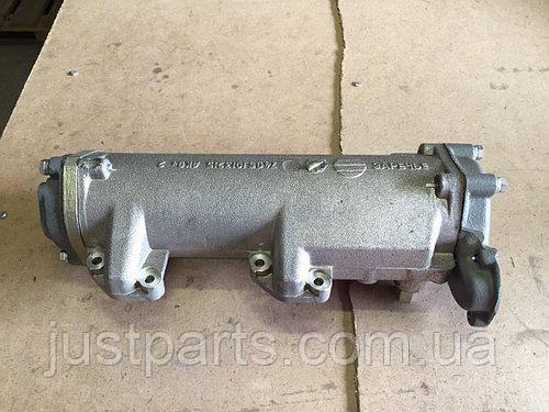 Теплообменник КамАЗ масляный (двигатель 740.11-240) (пр-во КамАЗ) 740.11-1013200-10