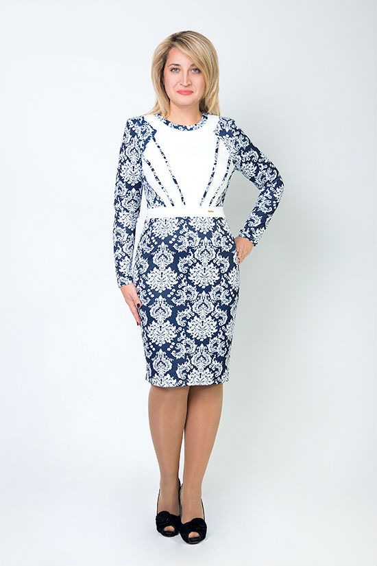 Платье Винтаж 8251