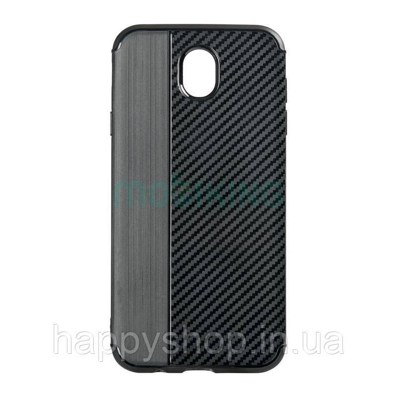 Чехол iPaky Carbon Thin Seria для Huawei Y3 2017 (CRO-U00) Black