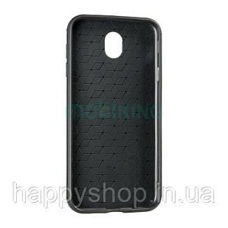 Чехол iPaky Carbon Thin Seria для Huawei Y3 2017 (CRO-U00) Black, фото 2
