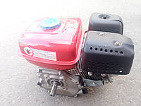 Двигатель на мотоблок 7.5 л/c. Вал 20. шлицы.